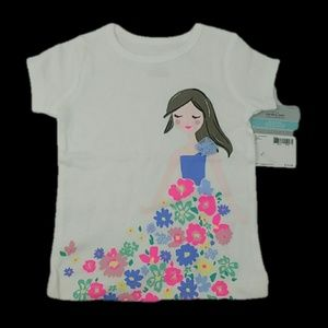 Infant Girl Top, Carters Play Wear
